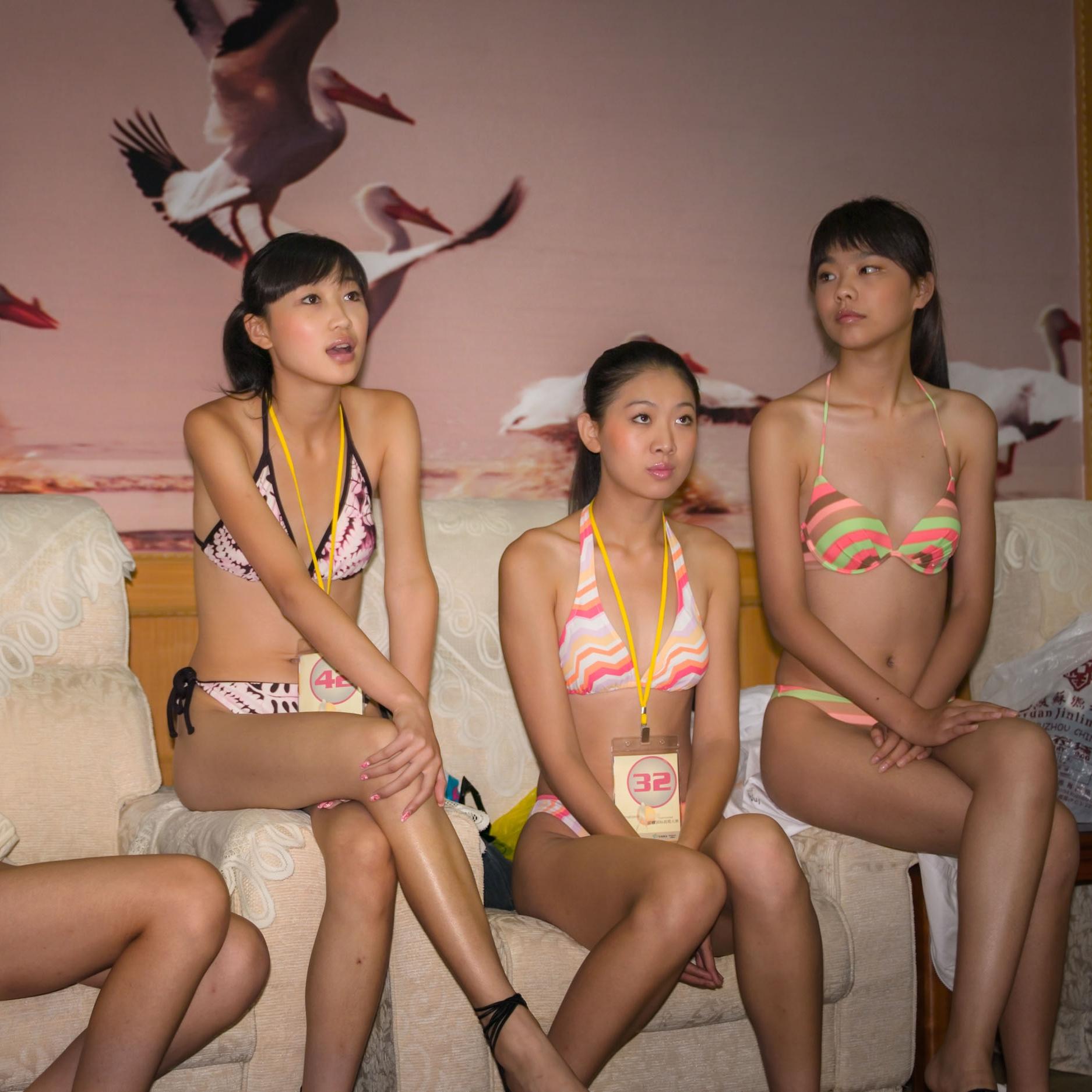 Modeling China