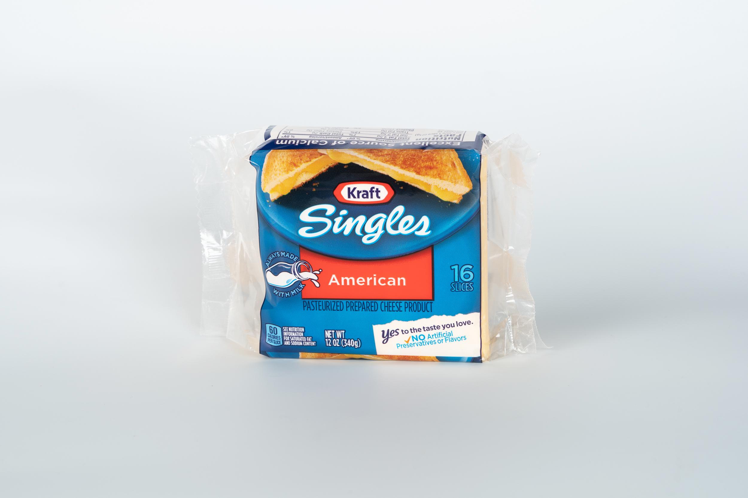 Kraft Singles American (2019)