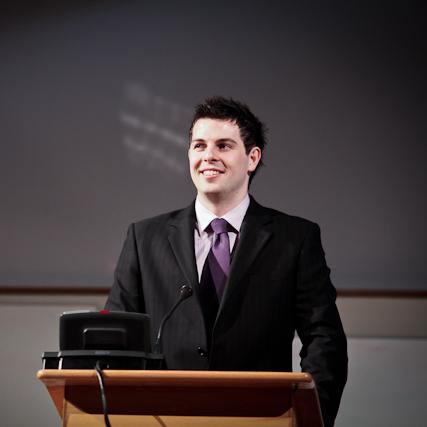 ALP Founder Ryan Whelan
