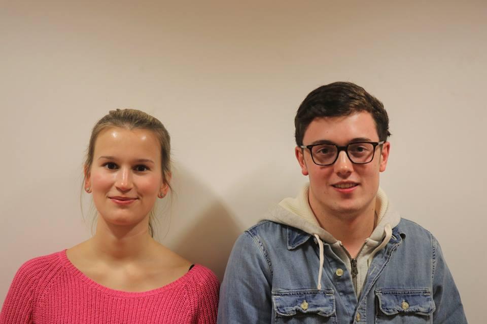 Joint Heads: Karolina and Matthew