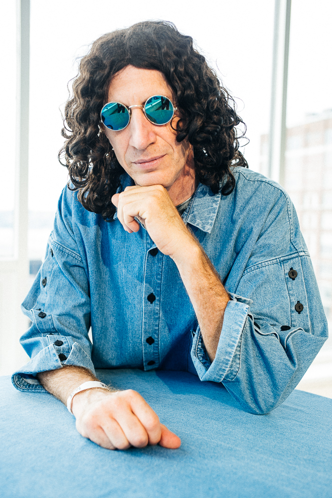 Howard Stern for MADE