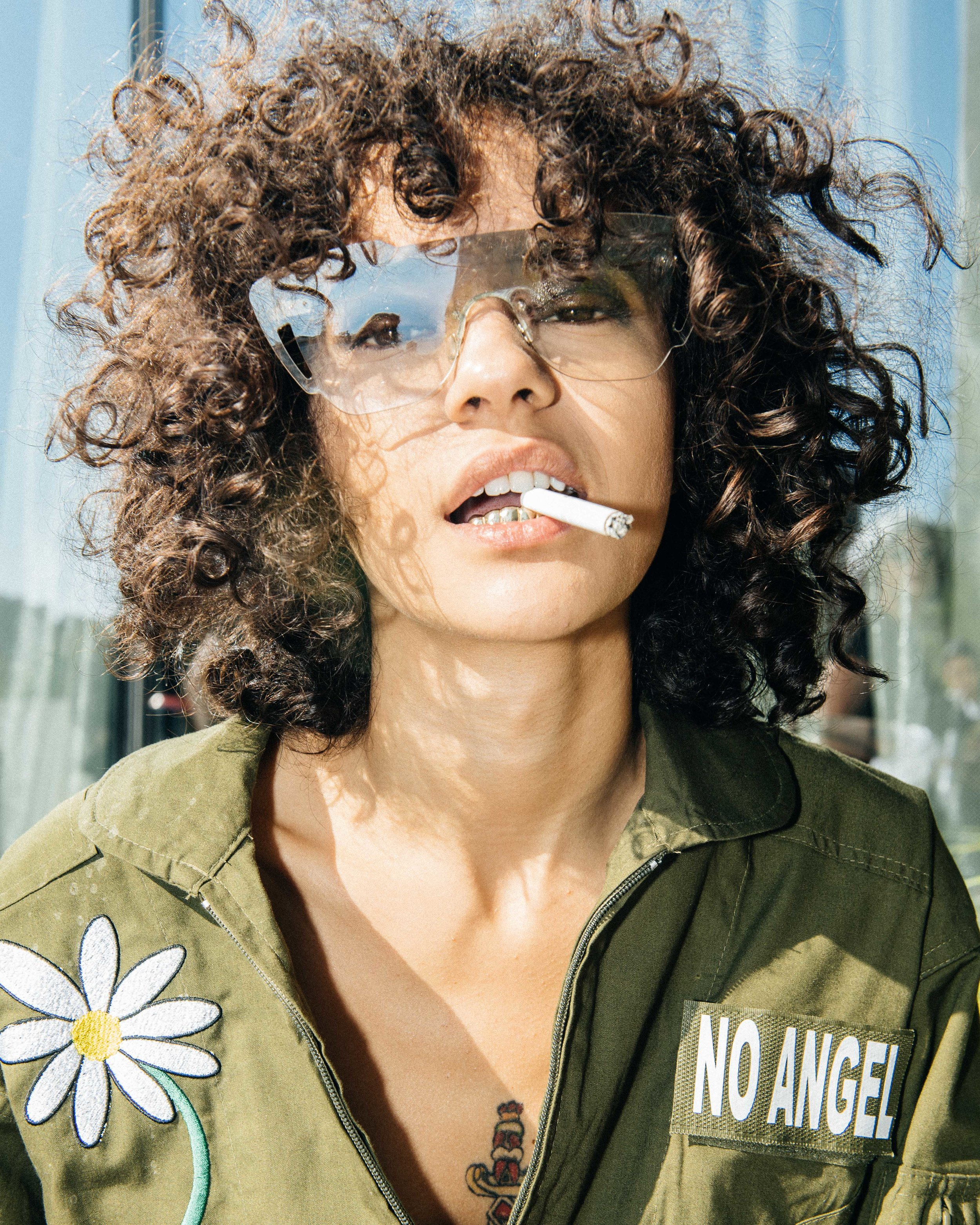 Fernanda Oliveira for NYLON