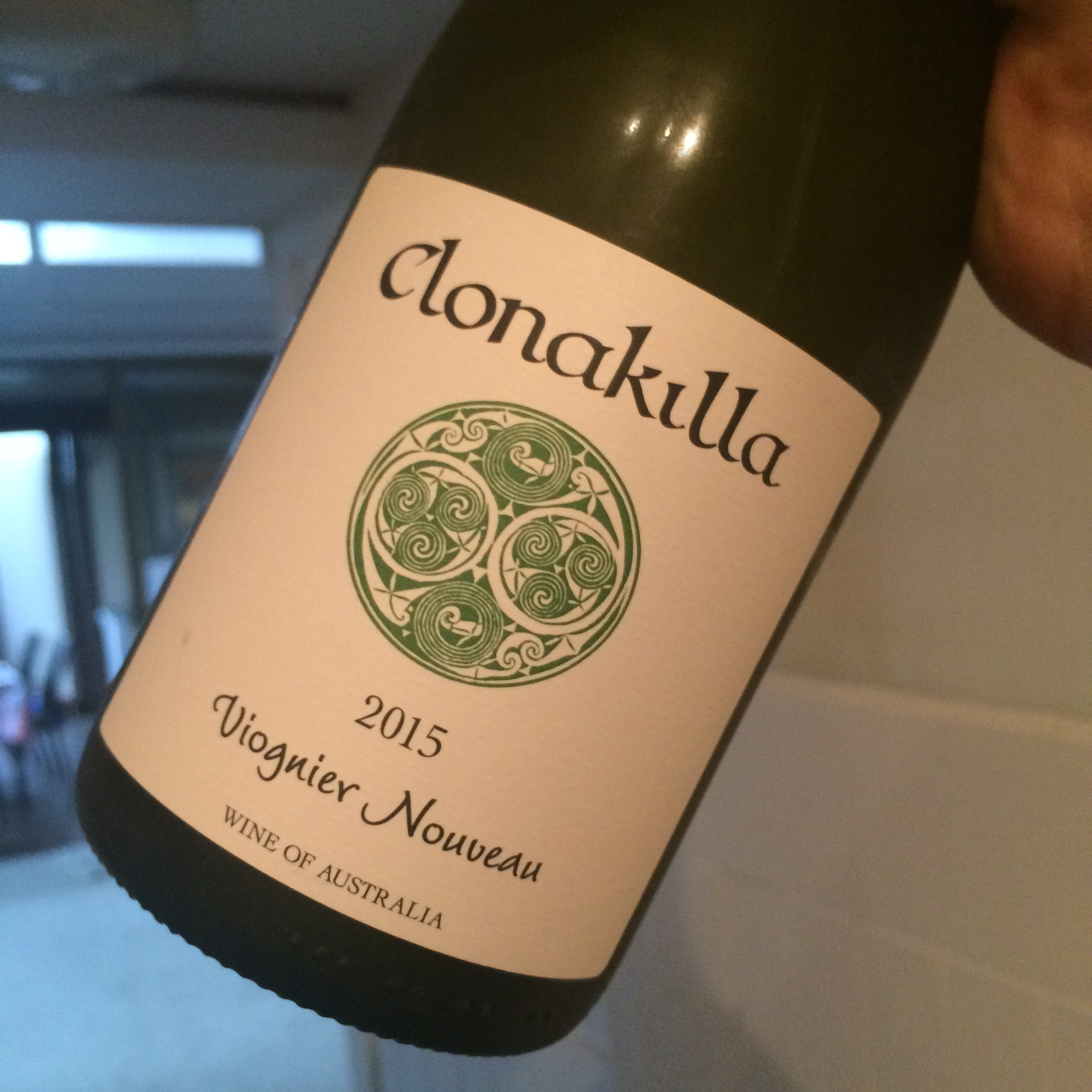 A new, lighter style of Viognier by Clonakilla ($24 from Dan Murphy's)