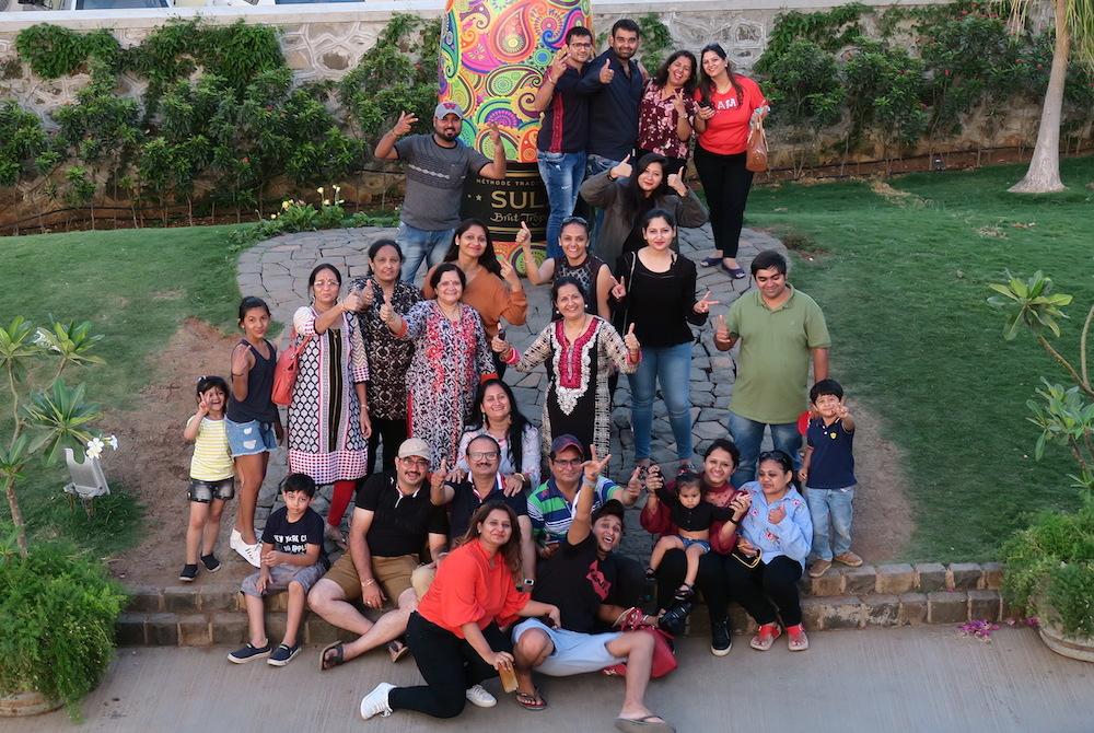 Visitors at Sula India.JPG