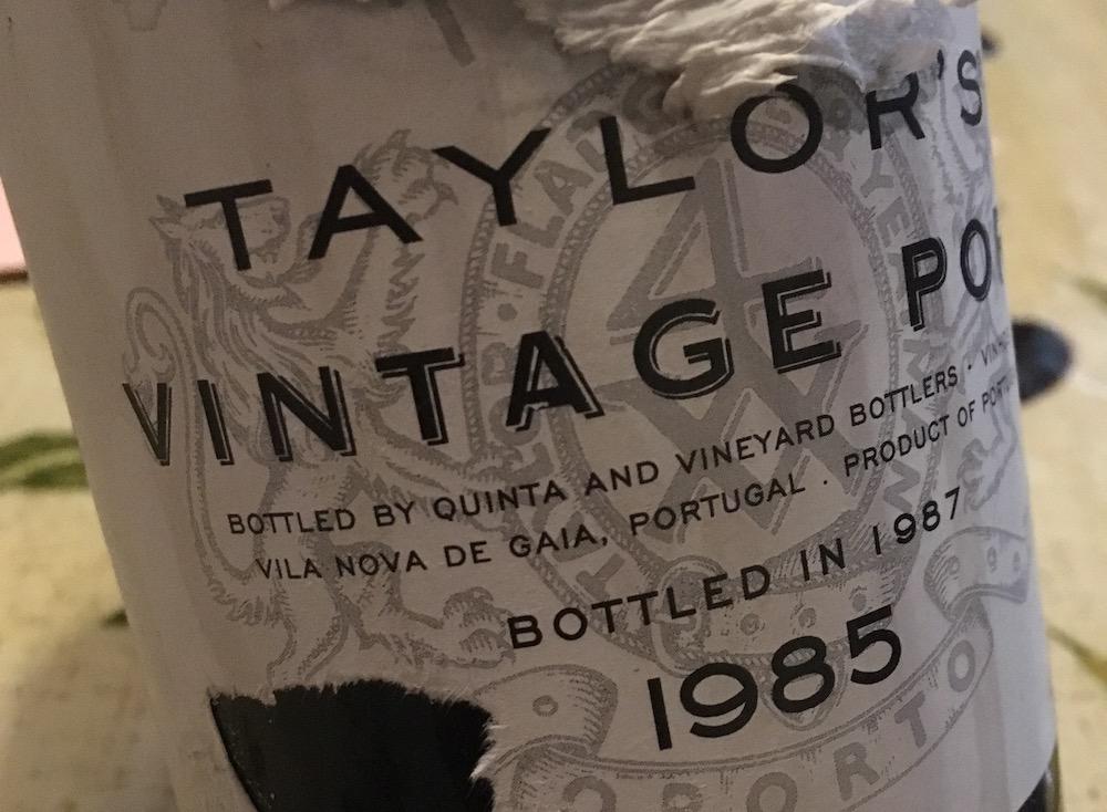 Taylors 1985.JPG