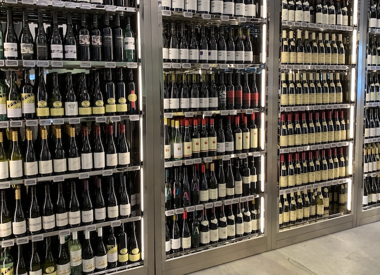 Wine cabinet in Singapore.jpg