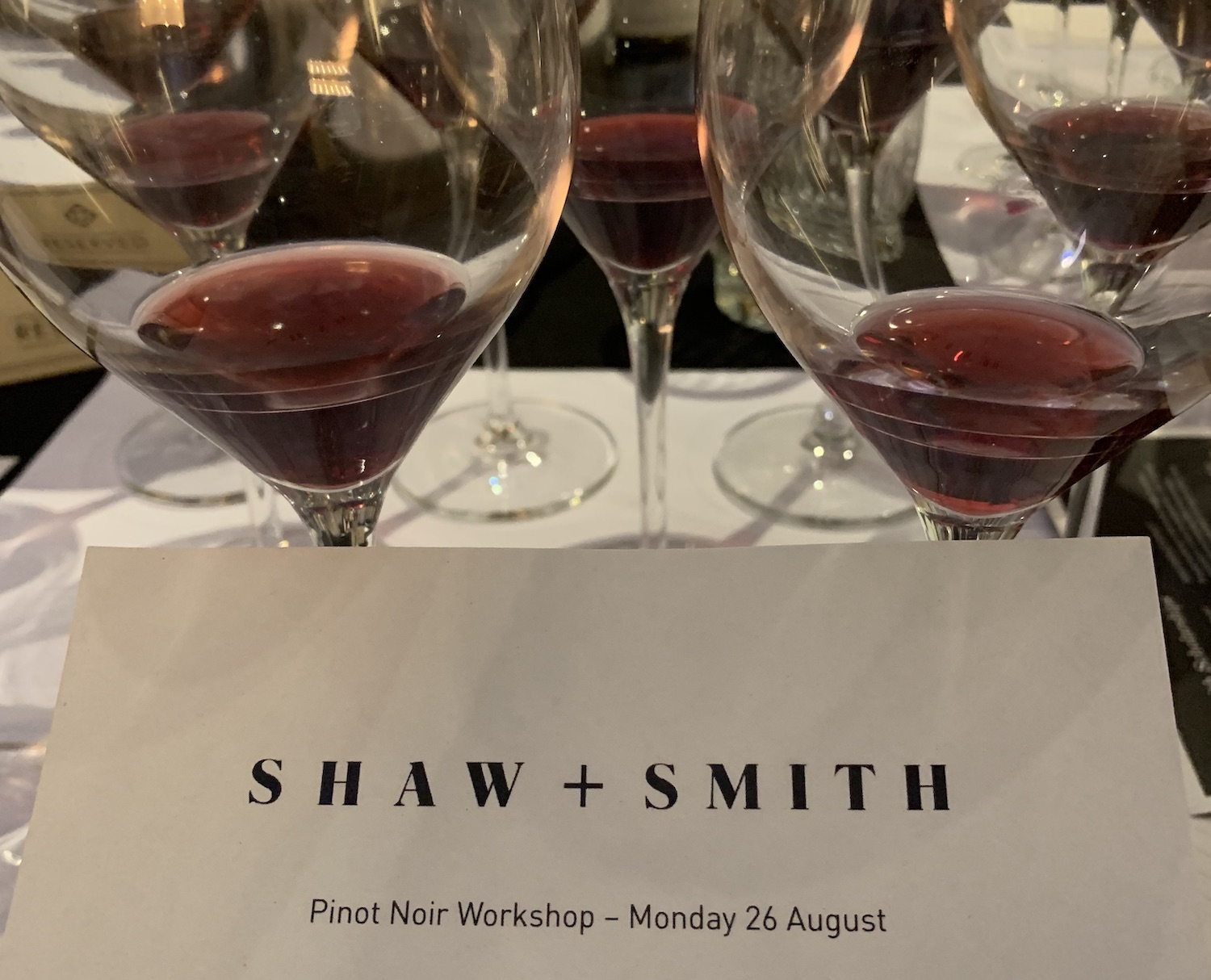 Shaw and Smith Pinot Noir tasting.jpg