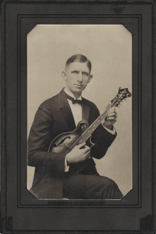 William Griffith, circa 1923