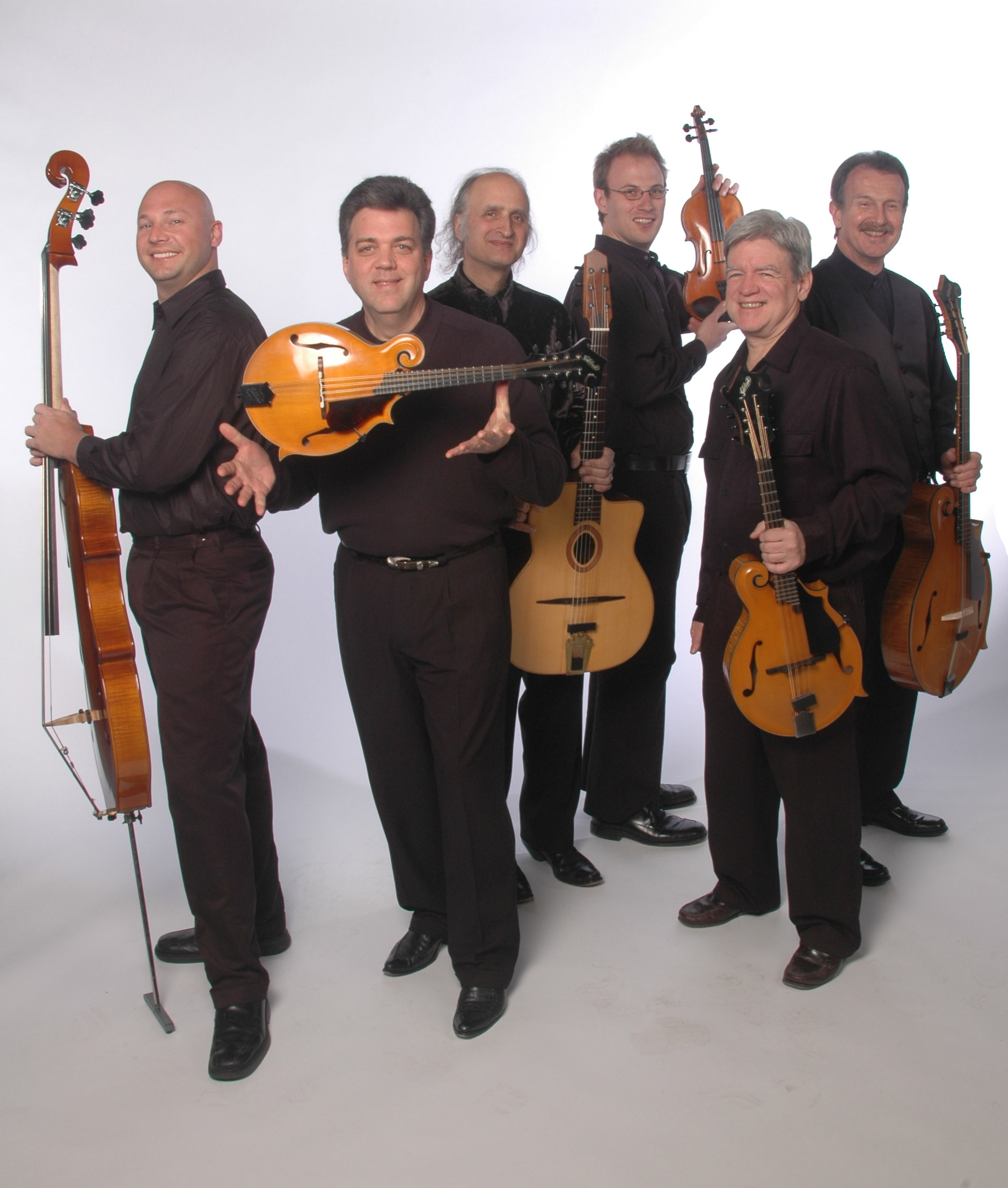 Nashville Mandolin Ensemble Photo courtesy:  NME