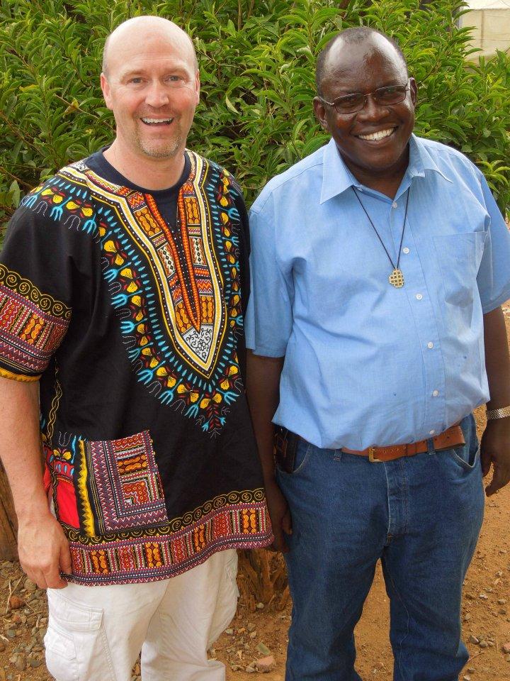 Pastor Randy & Pastor Francis