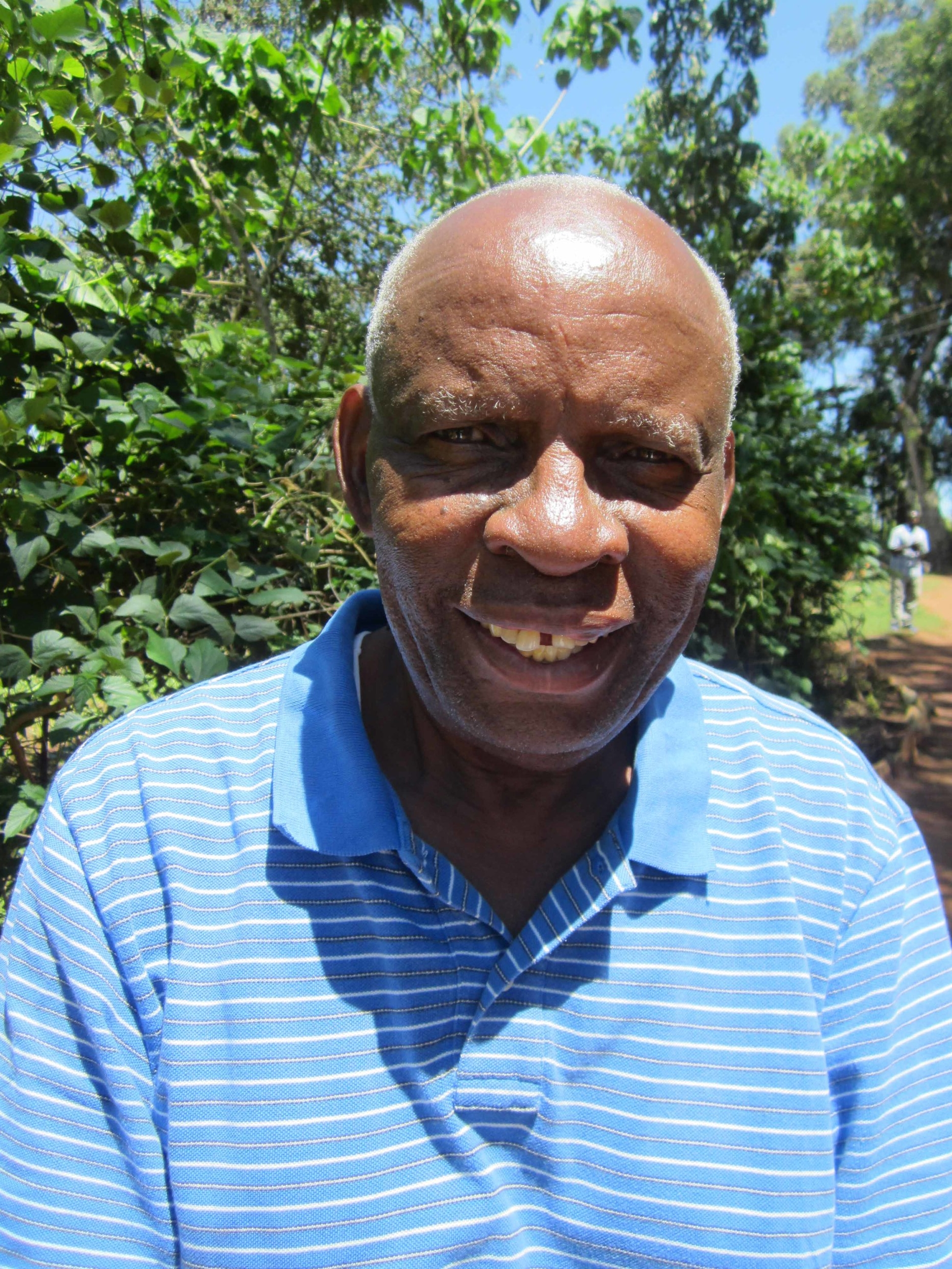 Pastor Kefa