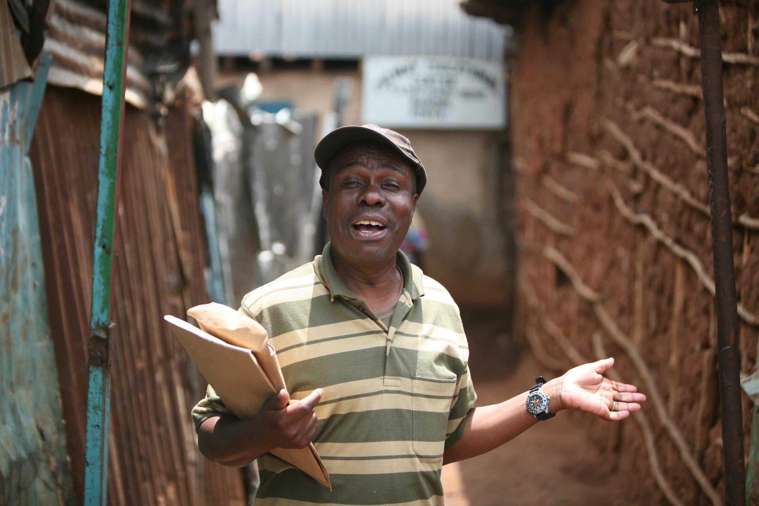 Pastor Timothy