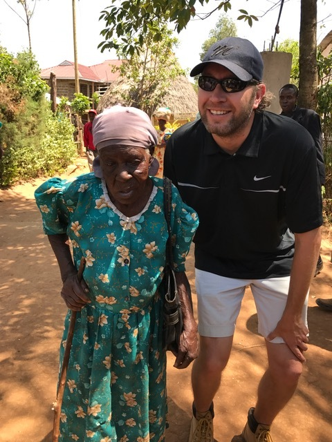 This Kenyan woman just turned 100 years old!
