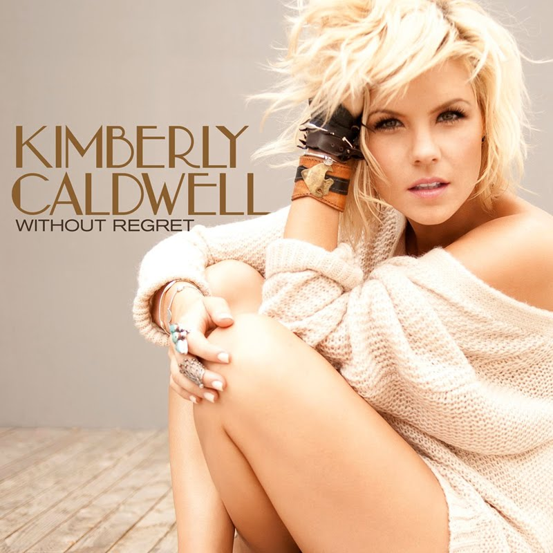 Kimberly Caldwell - Without Regret (Official Album Cover) Out April 19.jpg
