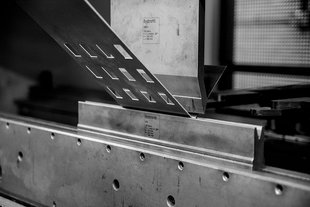 STEP 2A – Press Braking