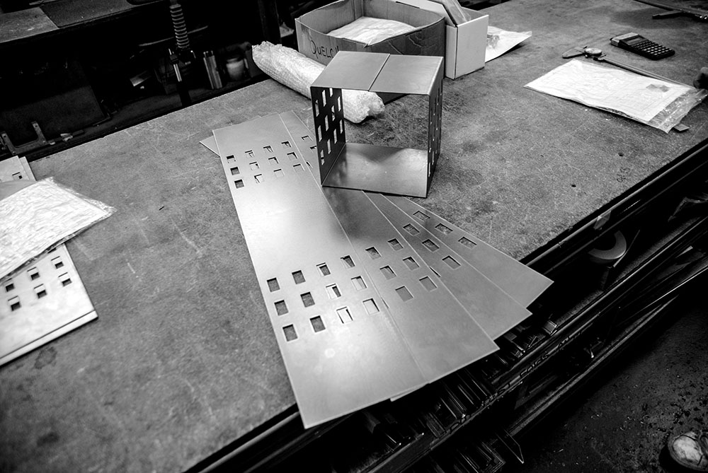 STEP 2B – Press Braking