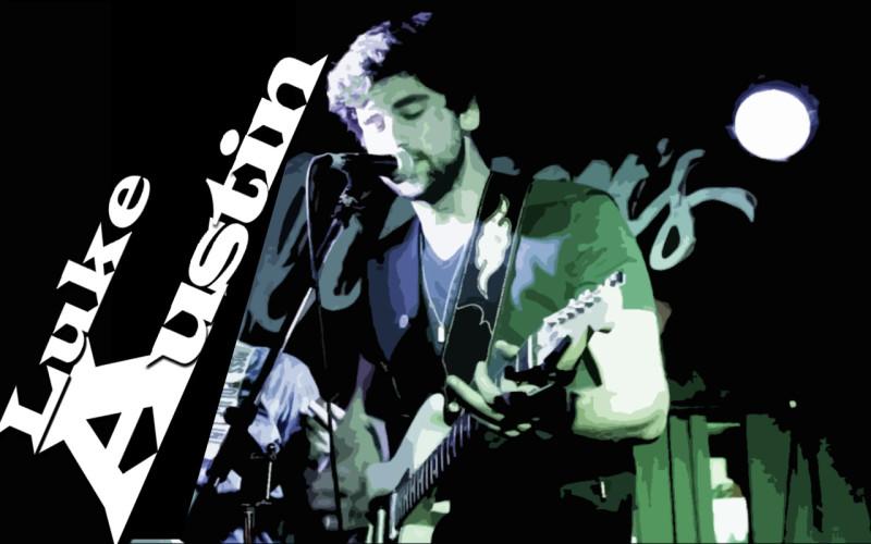 Luke Austin Indie Music Lupinore