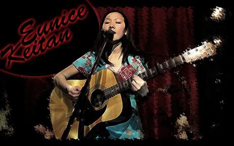Eunice Keitan Indie Music Lupinore