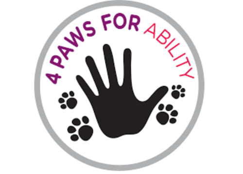 Inspired by 4 Paws for Ability