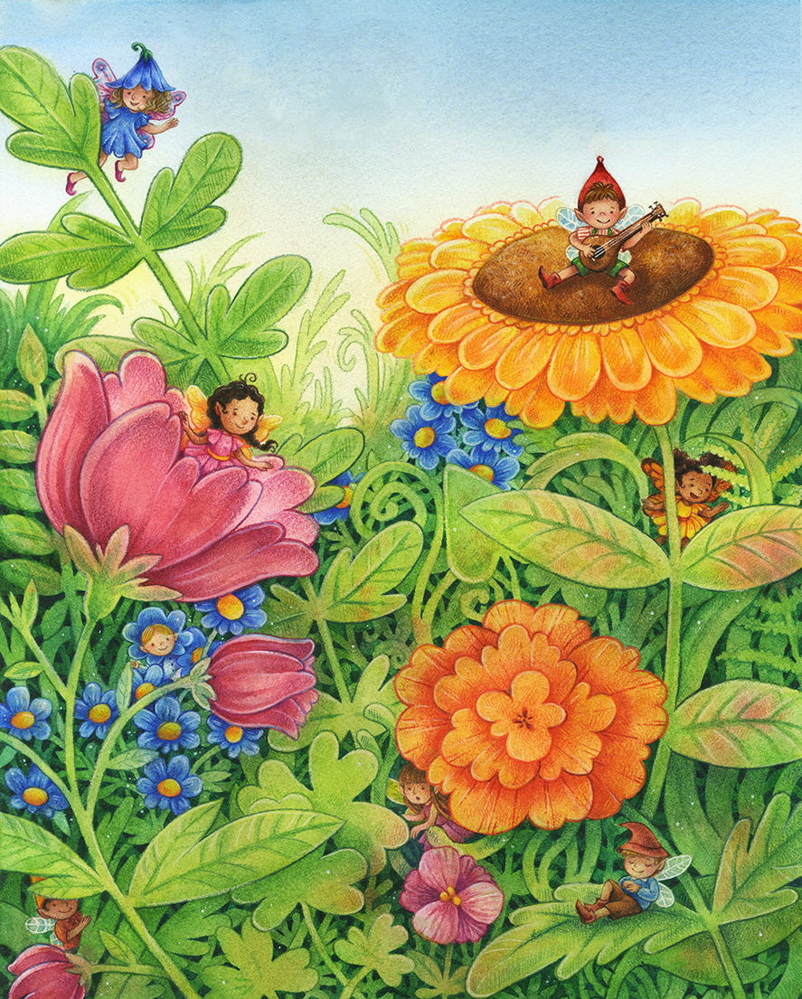 I Spy Fairy Garden