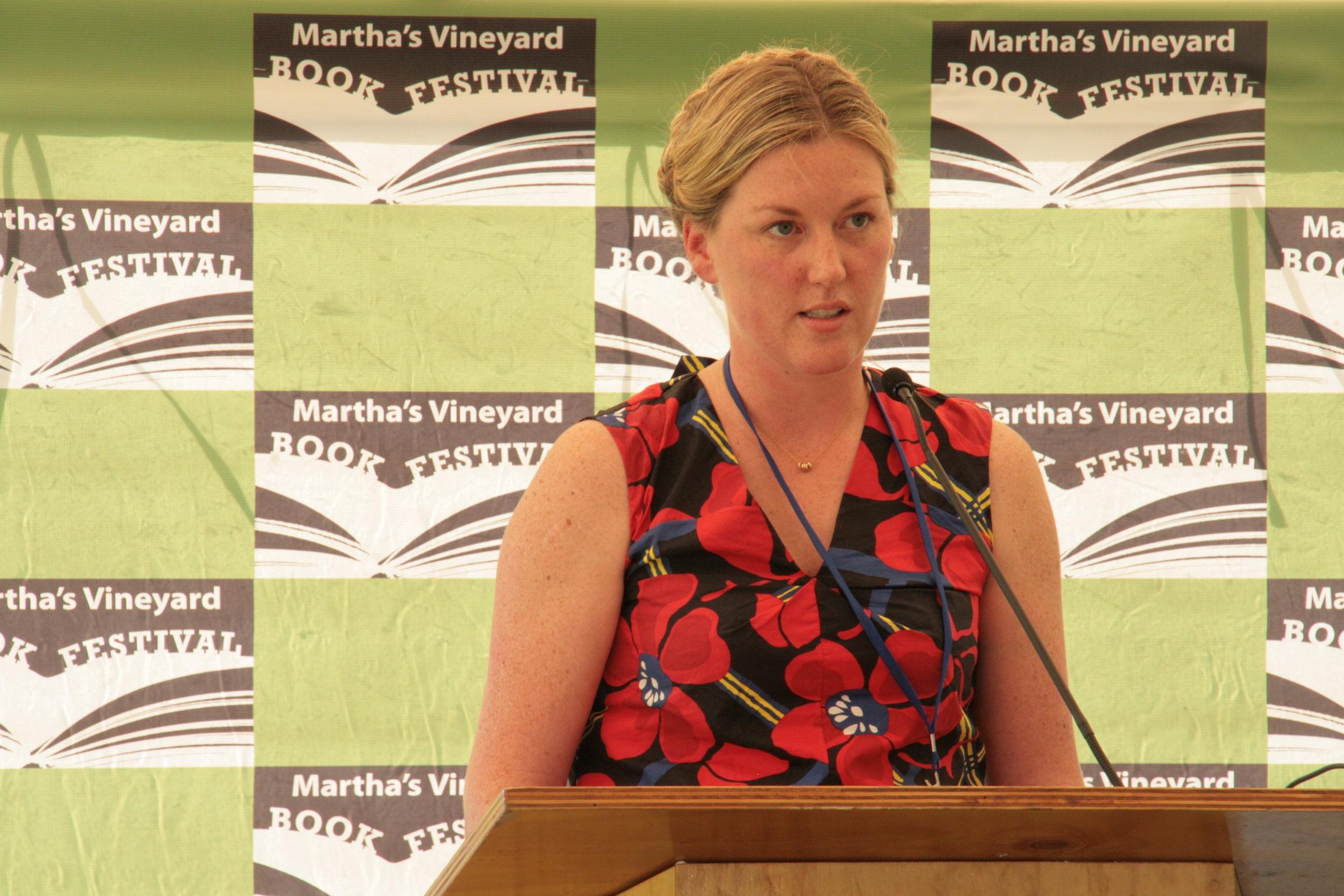 Maggie Shipstead at 2013 Festival, credit W. Lazarus.jpg