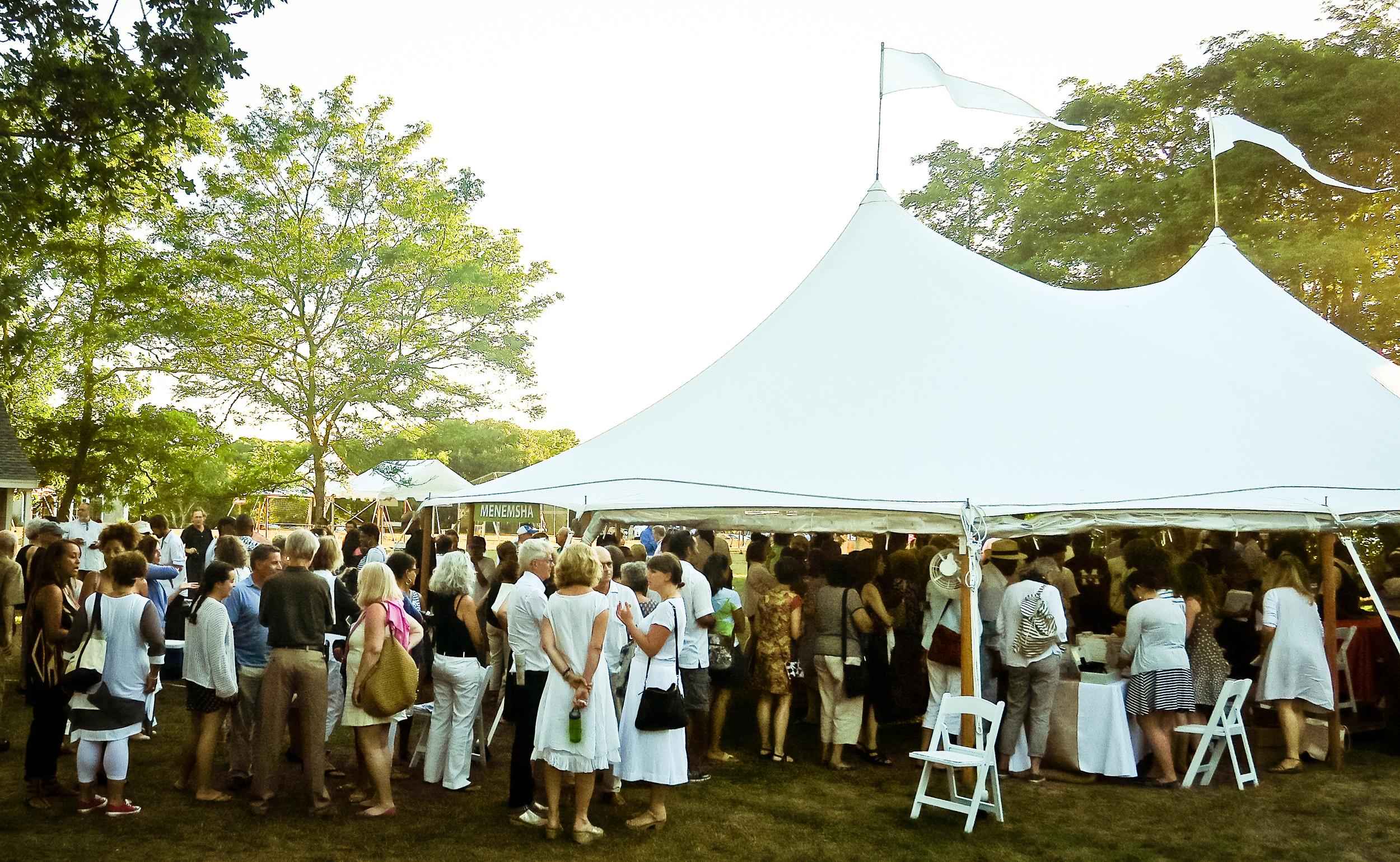 2015 Martha's Vineyard Book Festival