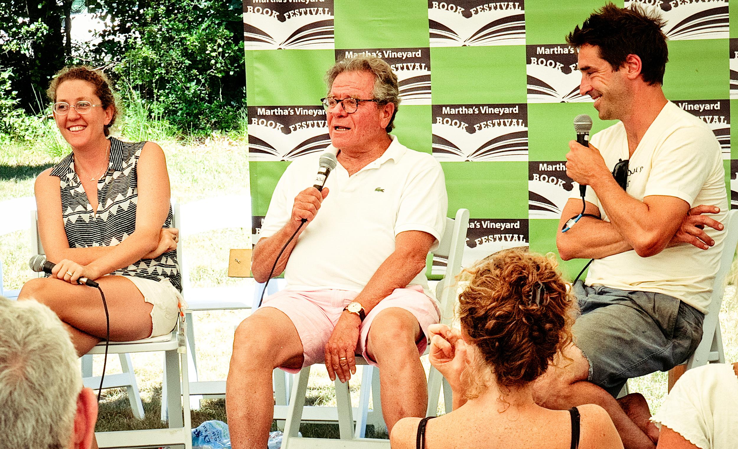 Chef Chris Fischer and Photographer Gabriela Herman, interviewed by David Schulte
