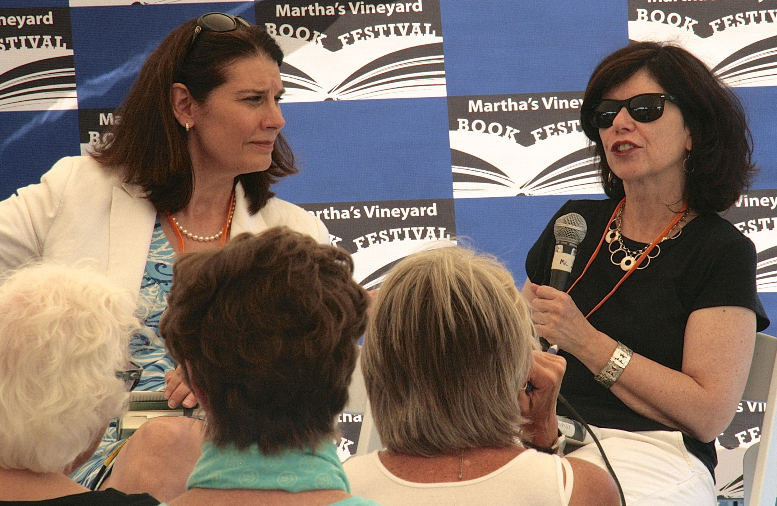 Vicki Croke, interviewed by Kitty Pilgrim