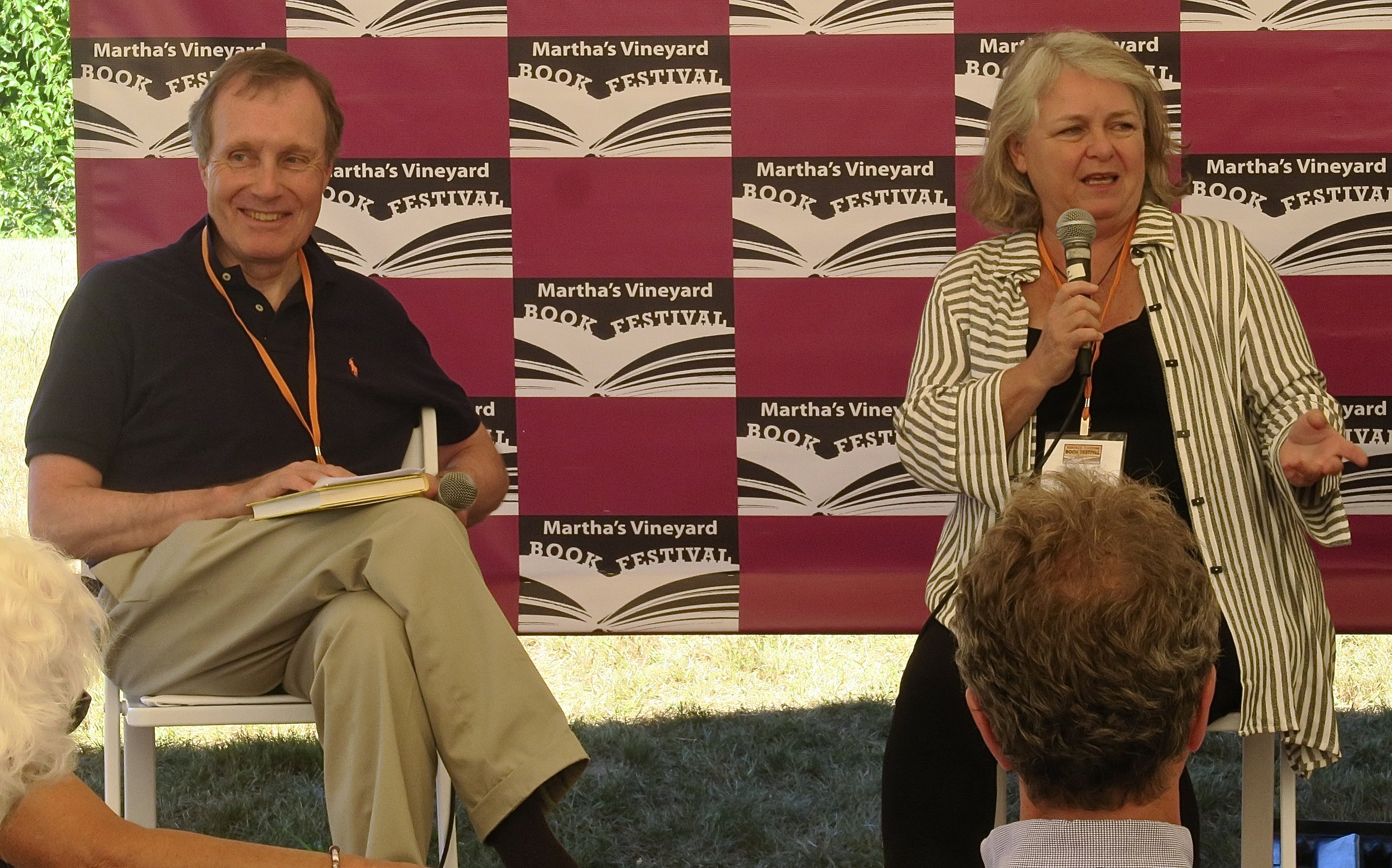 Mary Norris, interviewed by George Gibson