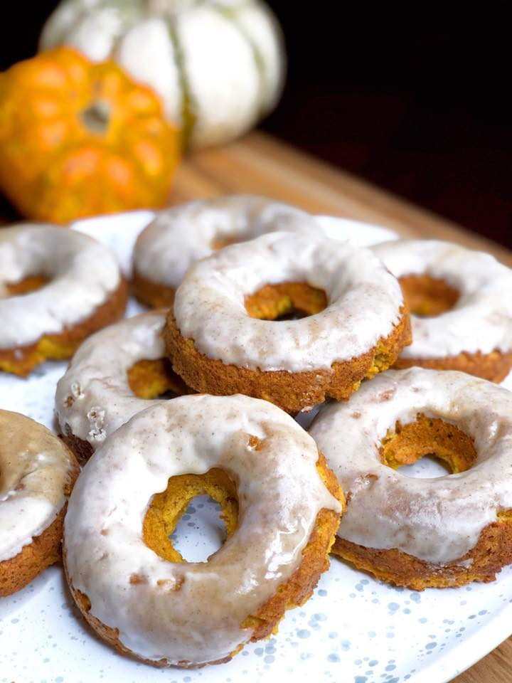 Low Carb Pumpkin Donuts Platter.jpg