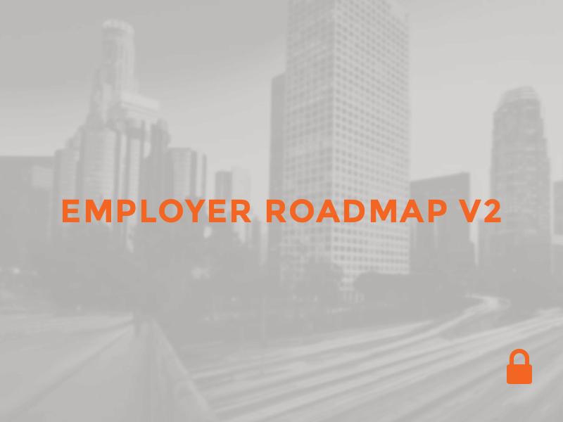 Employer Roadmap v2