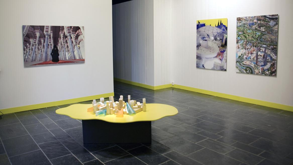2010 Indoor Happiness at Sogn og Fjordane Kunstnersenter