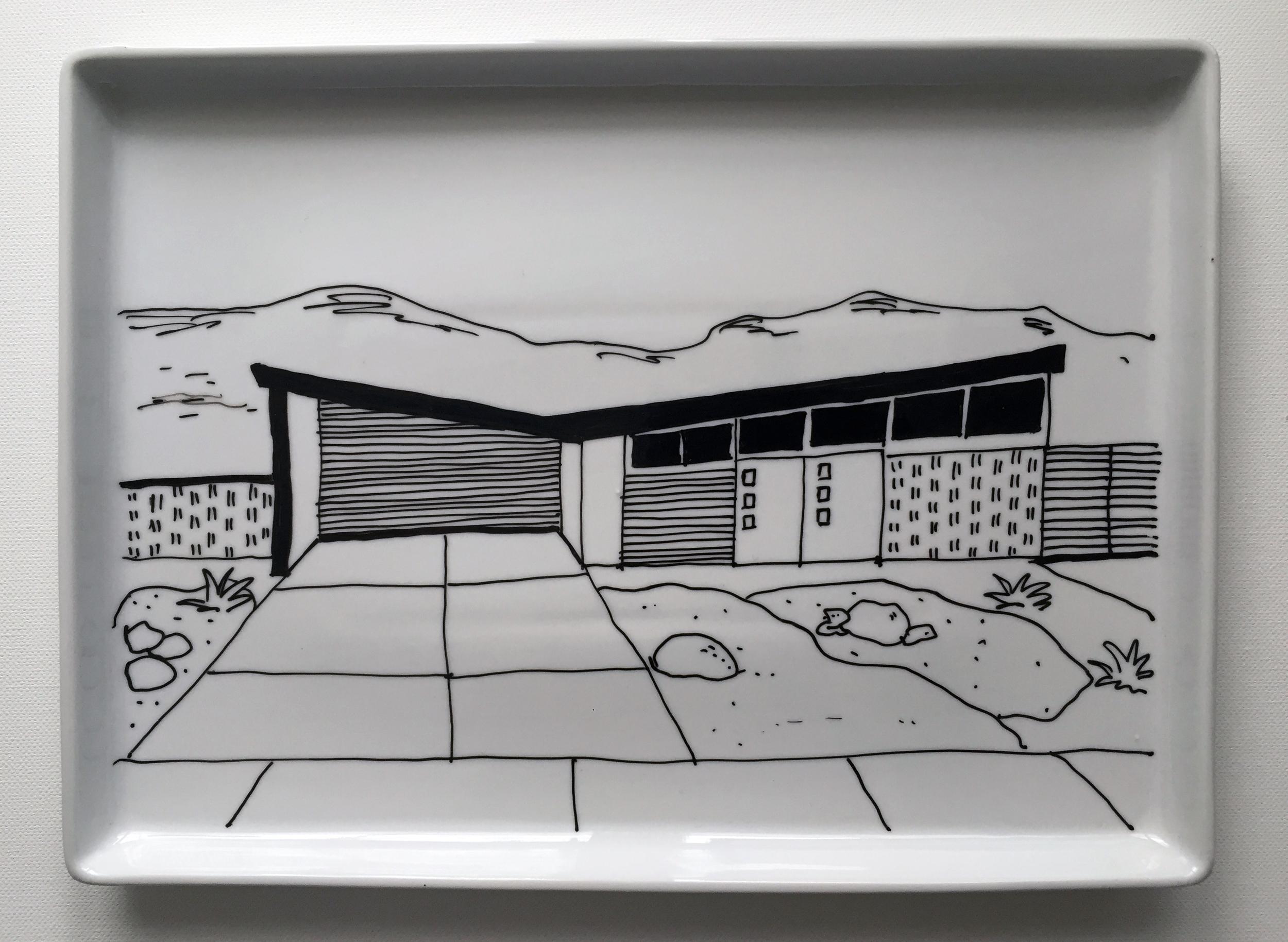 Midcentury Modern House No. 7