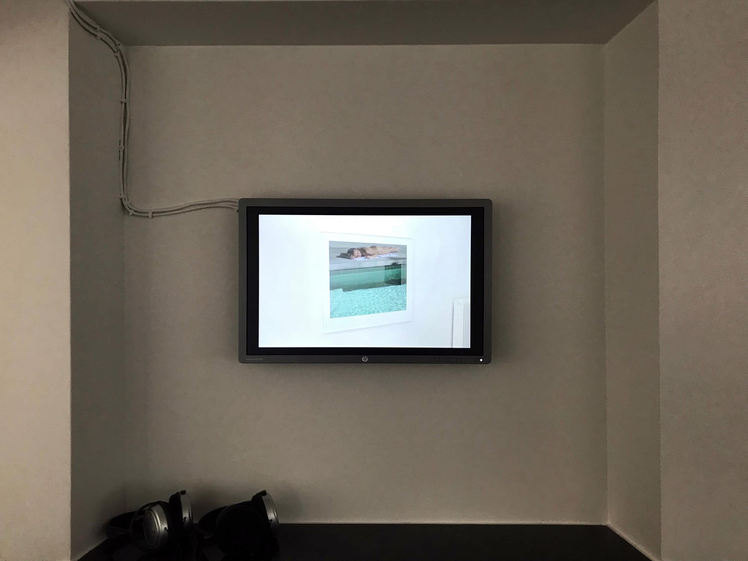 Artist presentation video
