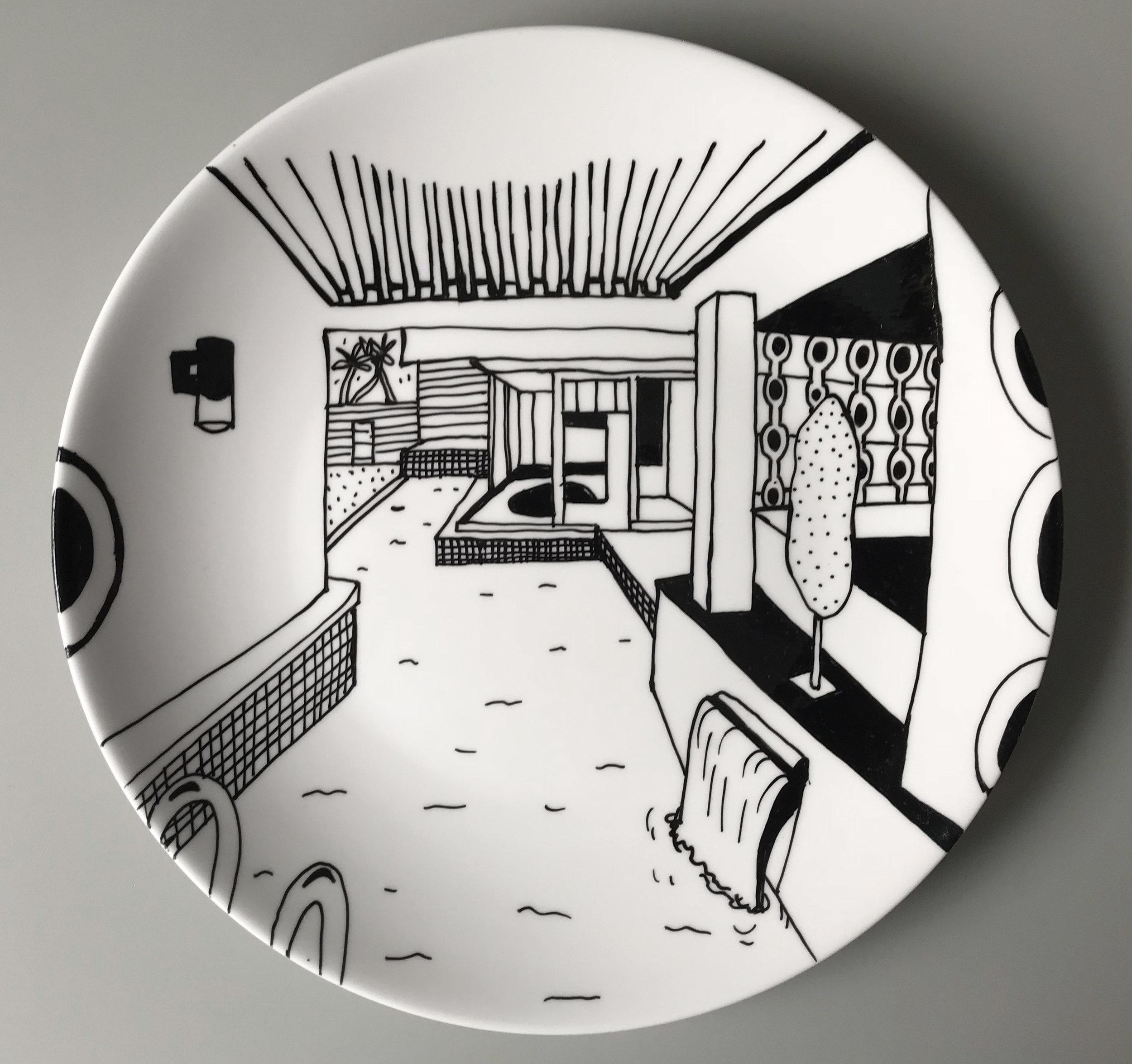 Midcentury Modern Interior No.19