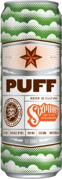 six point brewery puff unfiltered review