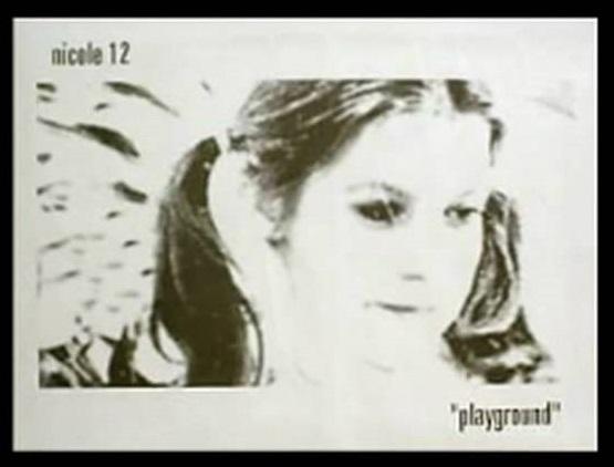 Nicole 12 - Playground: לחתוך בבשר החי. תמונת האלבום