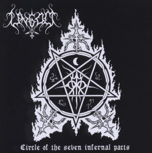 Ungod - Circle of the Seven Infernal Pacts (1993)