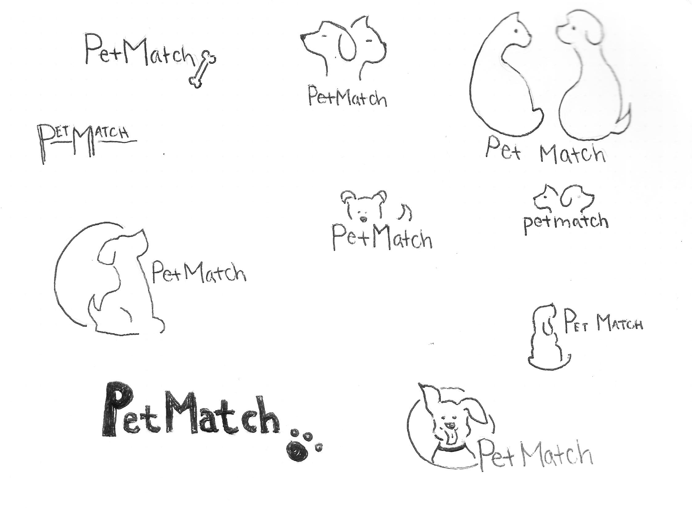 Pet Match Logo Sketches.jpeg