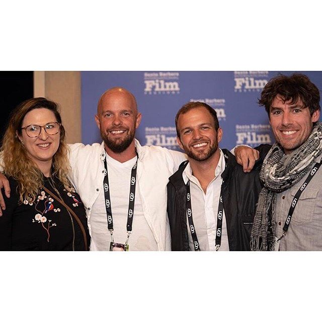 THE OPENING THE EARTH TEAM . . . #openingtheearth #thepotatoking #ote #sbiff #filmcrew #squad #documentary #documental #shortdoc #aasd #worldpremiere #metrotheatre #comingsoon #film #filmmaker #behindthescenes #teamworkmakesthedreamwork
