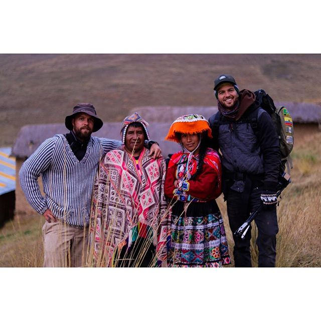 Adios Peru, you've been good for me. . . . #openingtheearth #thepotatoking #behindthescenes #bros #chawaytiri #livingthedream #ontothenextone