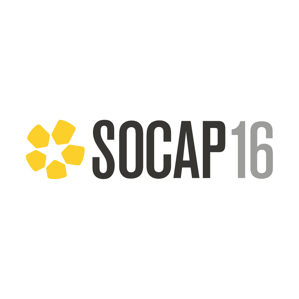 """Creative Reaction Lab's Founder was accepted in the SOCAP16 Social Entrepreneurs Scholars Cohort, including over 100 promising entrepreneurs from over 30 countries. """"[SOCAP16]recognizes these entrepreneurs for their outstanding ideas, inspiring stories, and passion for creating sustainable business models."""""""