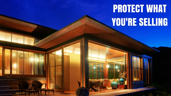Stop a criminal from ruining your Real Estate investment with Presence Security.