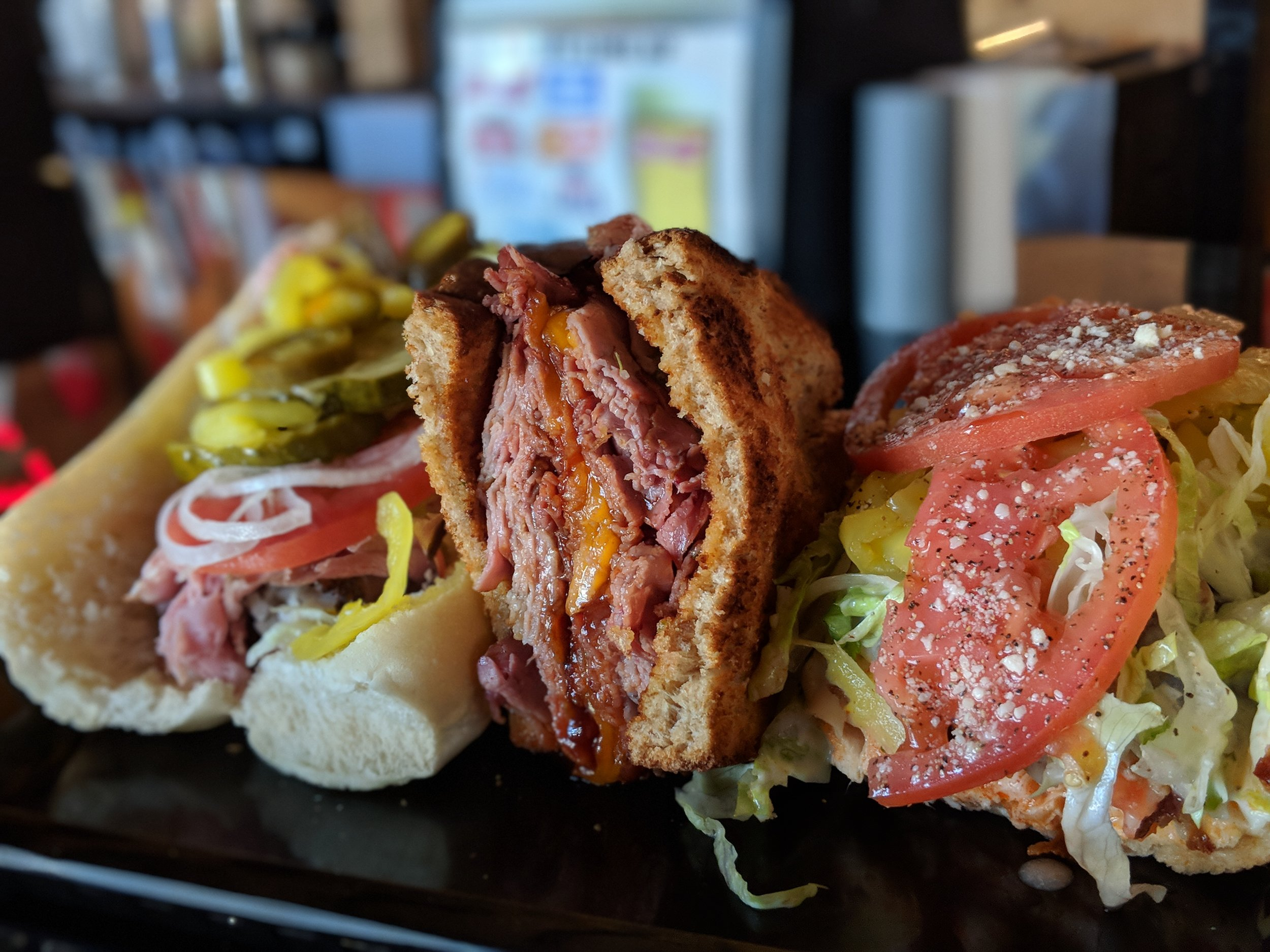Dagwoods Deli of vero beach Sandwiches