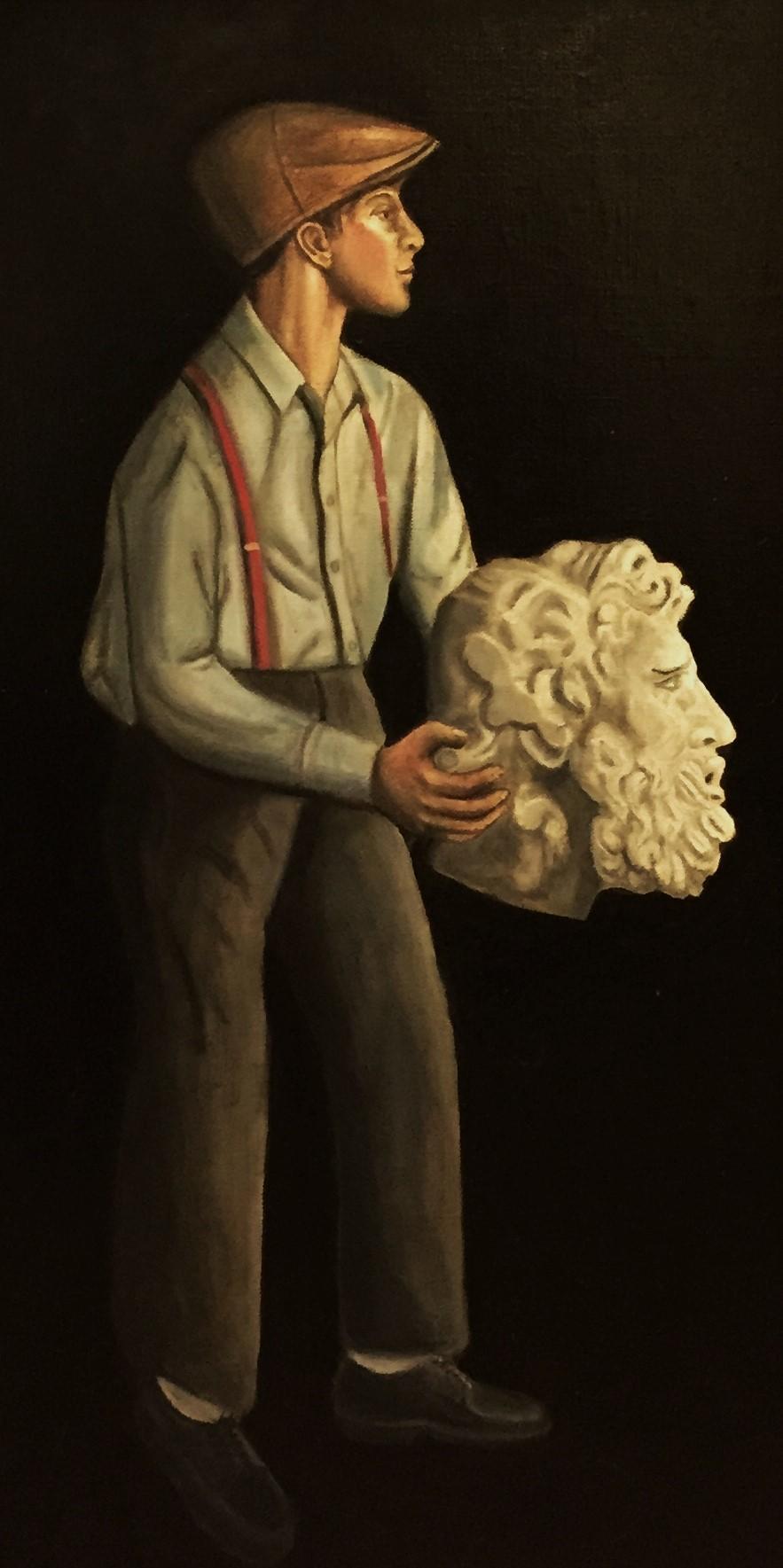 David with a Head