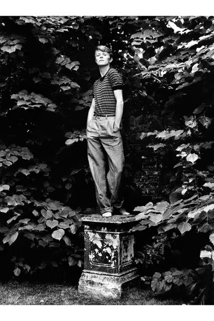 Image Source  Photograph by Lord Snowdon, 1978
