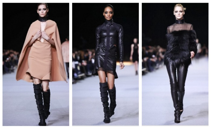 Image Source   Kanye West A/W 2012 collection