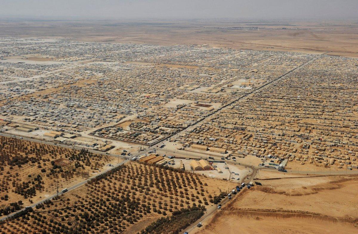 I läger som det här behövs det så mycket resurser