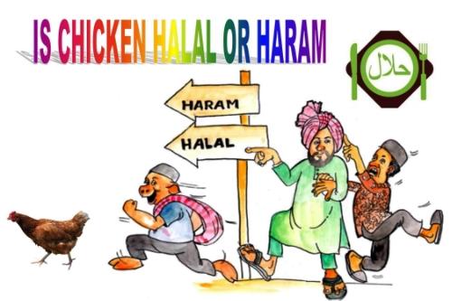 Ja, vad är Halal och vad är Haram?