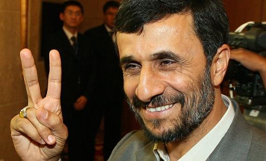 Det finns inga bög-problem i Iran inte